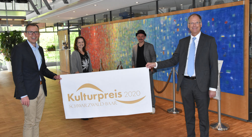 """21. Kulturpreis Schwarzwald-Baar """"Musik und Gesang"""""""